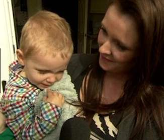 boy dials 999 to save mom