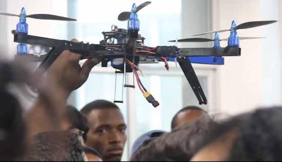 drone by Matternet