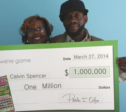 Couple Wins Lottery 3x in a Month: