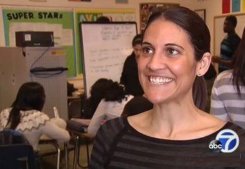 teachers gets Google funding-KGOvid