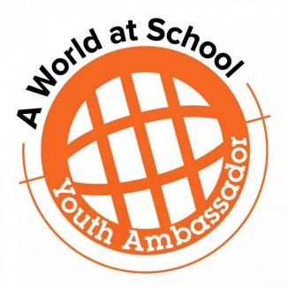 A_World_at_School_Youth_Ambassador_logo