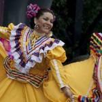 Cinco de Mayo celebration, on the Sylvan Theater by the Washington Monument