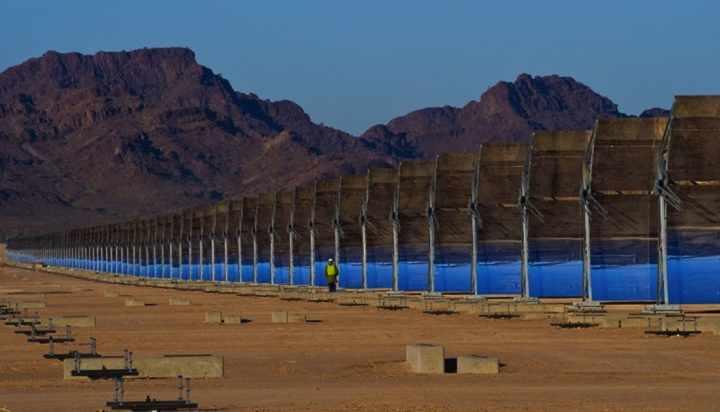 Solana-Solar-power-plant
