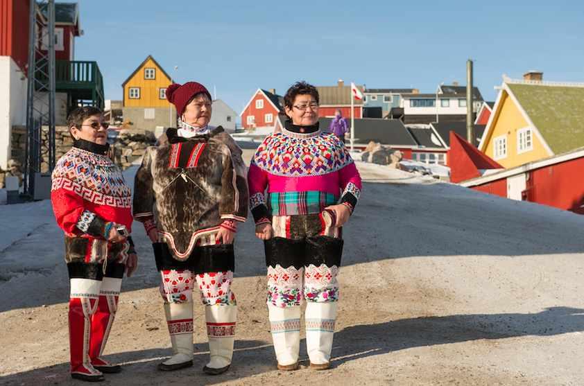 indigenous-women-Uummannaq-Greenland-UNPhoto