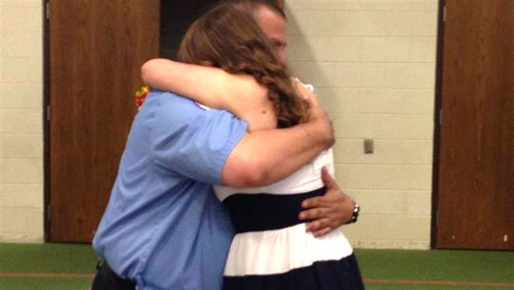 reunion-between-firefighter-rescued-baby-at-graduation-JamesFamily