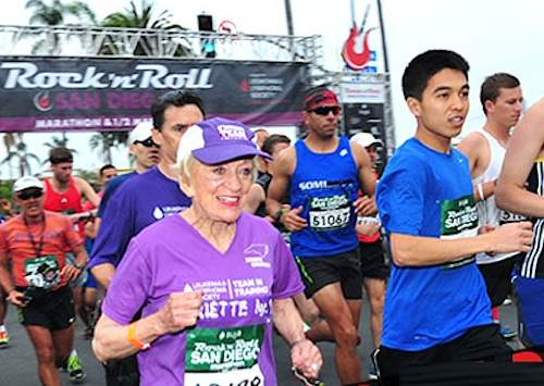 Harriette_Thompson-91-oldest-marathon-runner-SanDiego-rock-roll-race