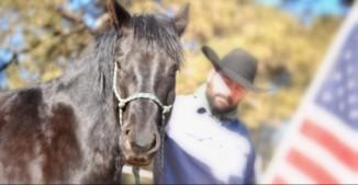 Matt-Littrell-horse-veteran-GoFundMePage