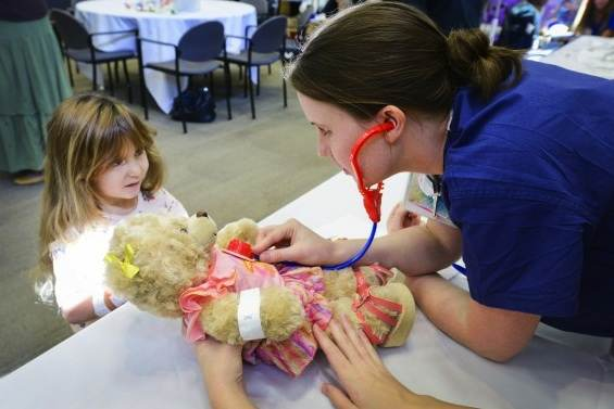 TeddyBearClinic-Childrens_medical-center-Dallas