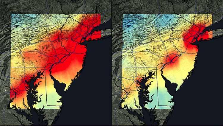 air-pollution-satellite-image-comparison-2005-2011-NASA