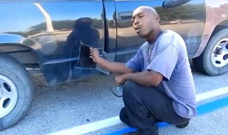 man-tears-truck-kitten-rescue-CNNiReport