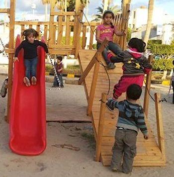 Benghazi-Libya_Kids_Playground-USAIDphoto