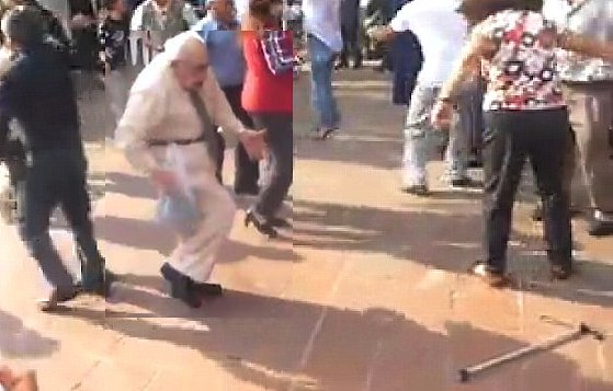 grandpa-dances-without-cane-YouTube
