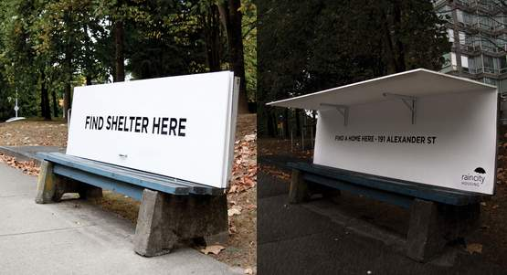 shelter-benches-Vancouver-RainCityHousing