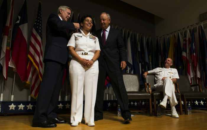 soldier-michelle-howard-promoted-USNavy