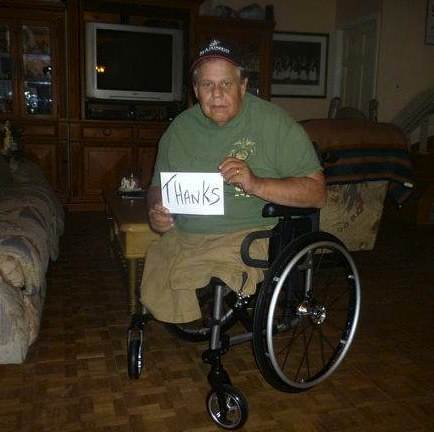 wheelchair-Vietnam-vet-thanks-hardware-store-employees-Michael Sulsona