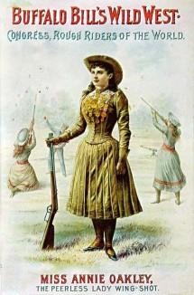 Annie-Oakley-peerless-wing-shot-poster
