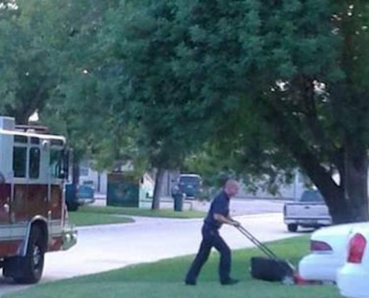 Baytown-Fire-Dept-Mows-lawn-FBpost-AshleyOdomChandler