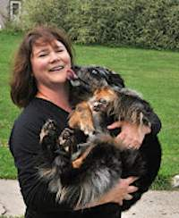 ConnieDilts-with-dog-ACEawardpic