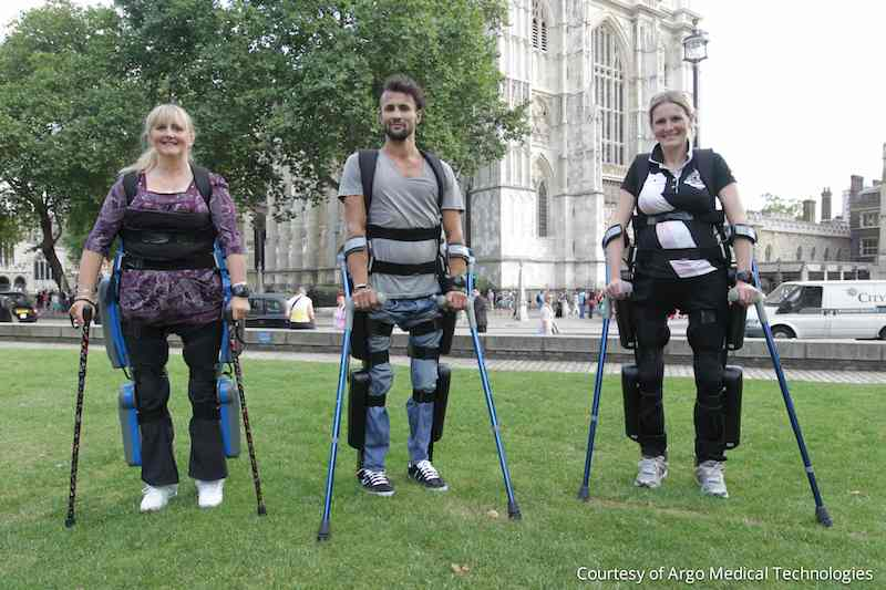 ReWalk Device Approved by FDA Helps Paraplegics to Walk