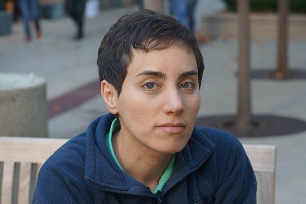 Stanford-Professor-Maryam-Mirzakhani