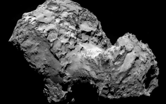 comet_by-Rosetta-European-Space-Agency-NASA