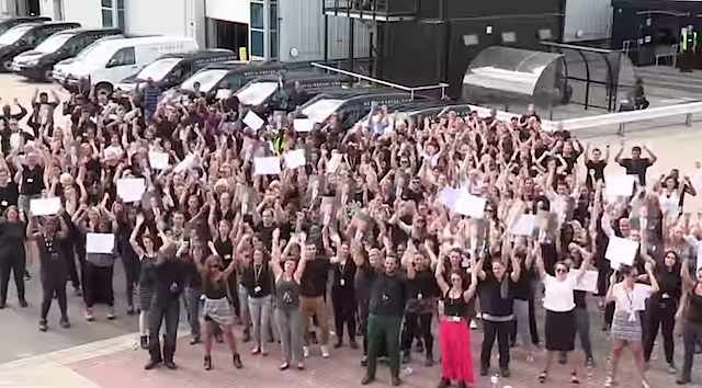 flashmob-for-CEO-youtube