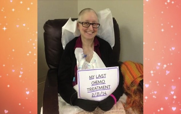 Carol_Clark-chemo-selfie-familyphoto