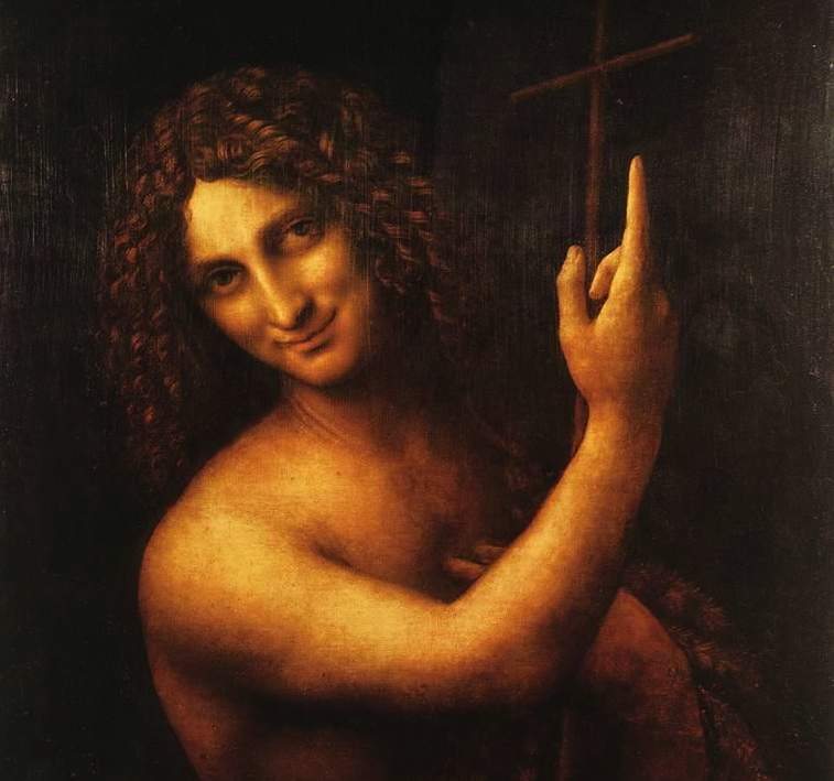 Da-Vinci-Saint-John-the-Baptist