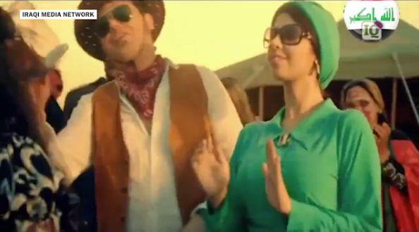 Iraqi-TV-comedy-series