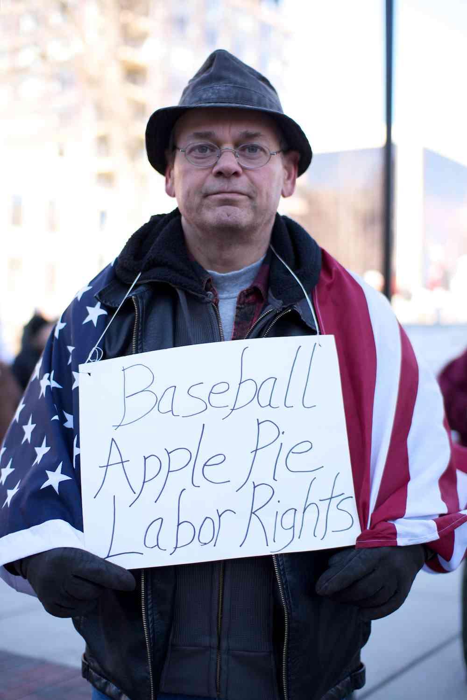 Labor-rights-demonstrator-by-Rob Chandanais-CC