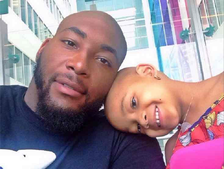 NFL-player-devon-still-and-leah-cancer-family-photo-Instagram