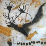 giant deer painting-Lascaux-pubdomain