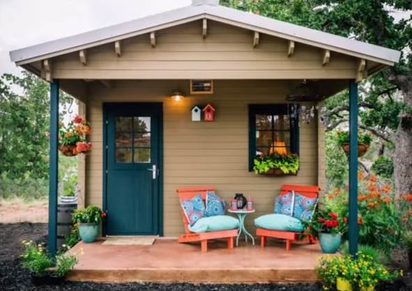 microhome-Community-First-in-Austin