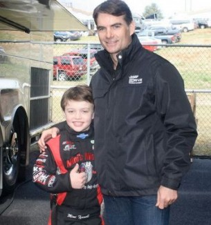 mini-tyrell-with-jeff-gordon