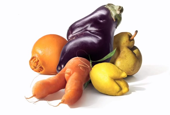 ugly-fruit-Intermarche-grocery-france-ad