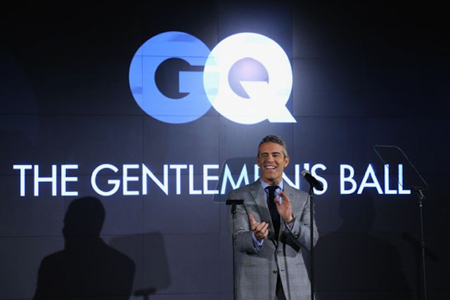Andy-Cohen-Gentlemans-Ball-Neilson Barnard-Getty Images for GQ