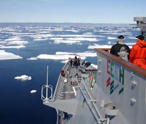 Arctic-sea-Military-ship