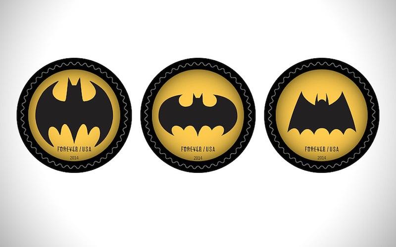 Batman-emblem-stamps-USPS