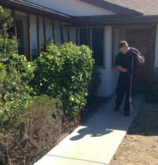 City-of-Santa-Barbara-Fire-Department-sweeps-up-branches-for-elderly-lady-who-fell-permission