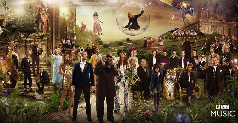 god only knows BBC promo image