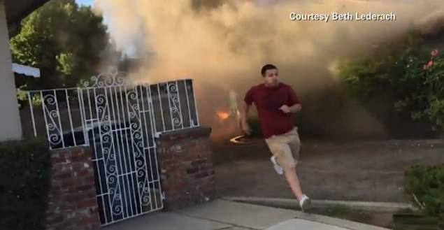 running from fire-Beth Lederach