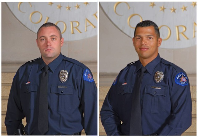 Aurora-Colo-police-FB-Officers Robert Little and Craig Hess