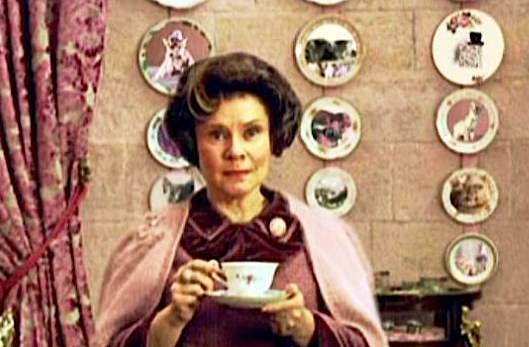 Dolores Umbridge scene
