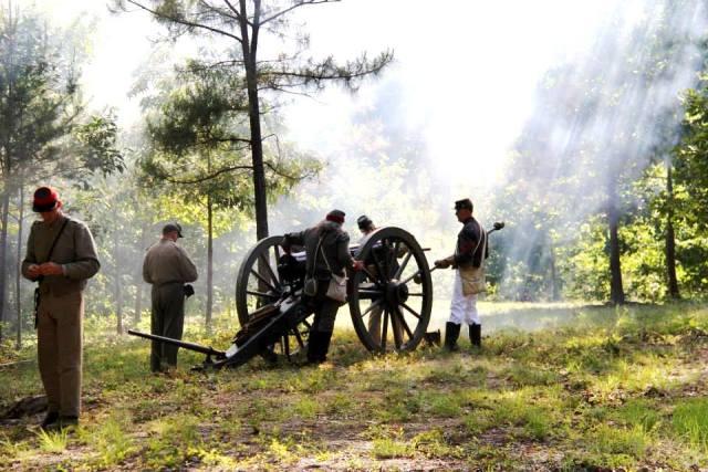Kings Mountain National Military Park (NPS) 2
