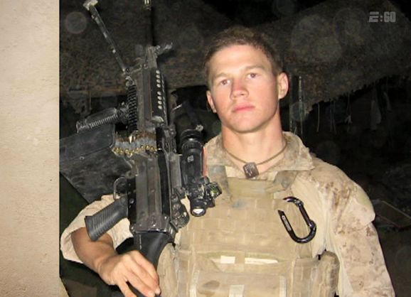 Kyle Carpenter Medal of Honor winner