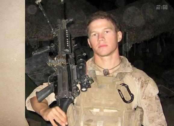 Kyle Carpenter Medal of Honor winner