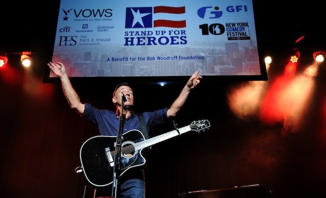 7th annual Stand Up For Heroes comedy event