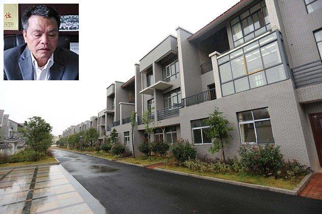 millionaire builds luxury flats for slum