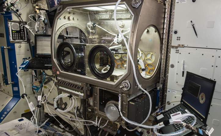 3D printer on ISS station-NASA
