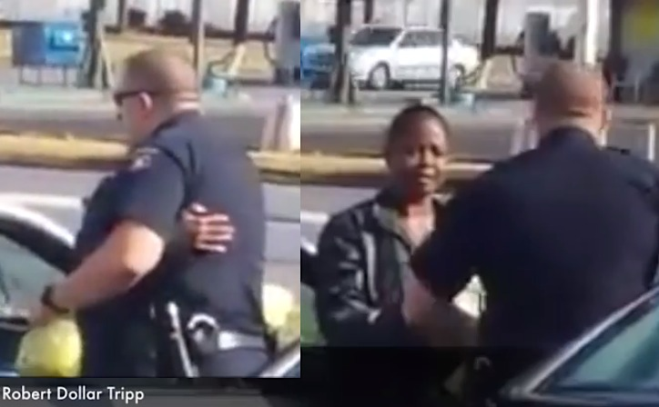 Facebookvideo-AL cop hugs shoplifter